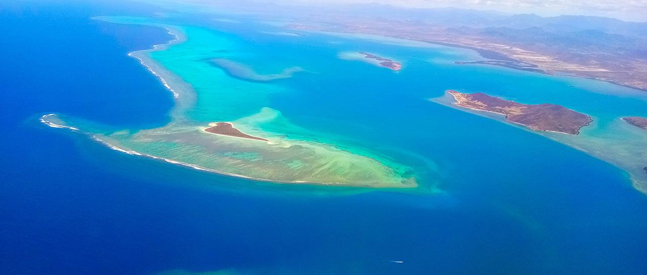 Un éden dans le Pacifique Sud